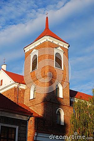 Katedralny kościół