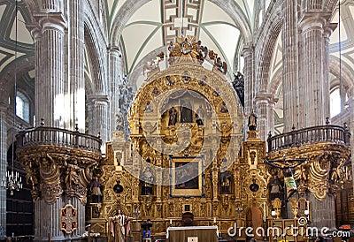 Katedralny miasto Mexico