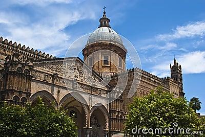 Katedralny Palermo Sicily