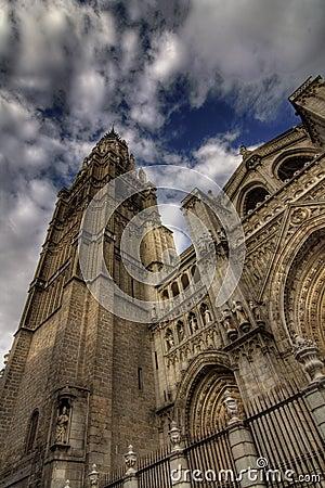 Katedralny Toledo