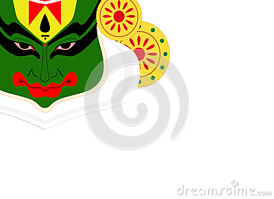 kathakali cartoons pictures illustrations - photo #45