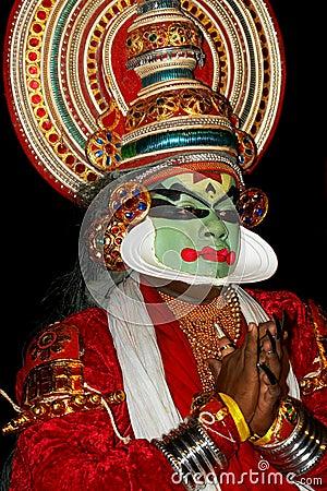 Kathakali tradional dance