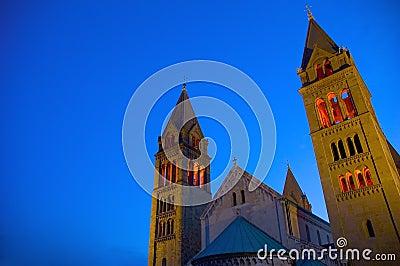 Kathedraal 2 van Hongarije