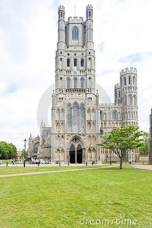 Kathedraal van Ely