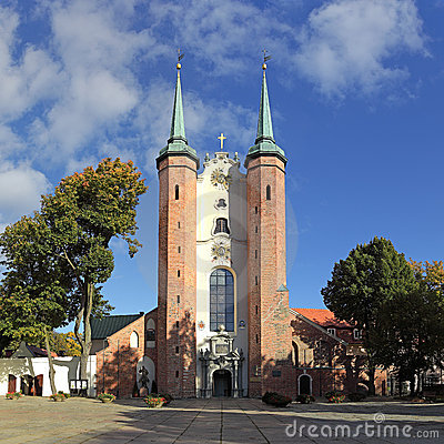Kathedrale in Oliwa