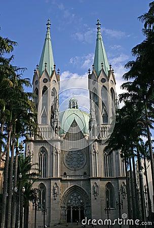 Kathedrale von Padre Jose Anchieta