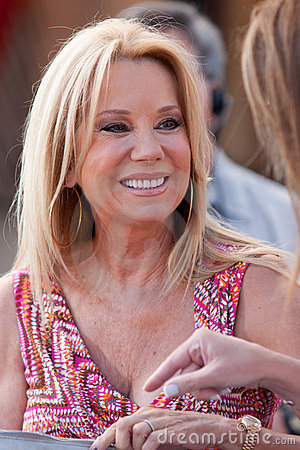 Kathie Lee Gifford Editorial Photo