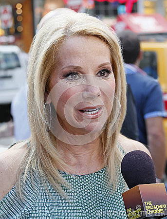 Kathie Lee Gifford Editorial Image