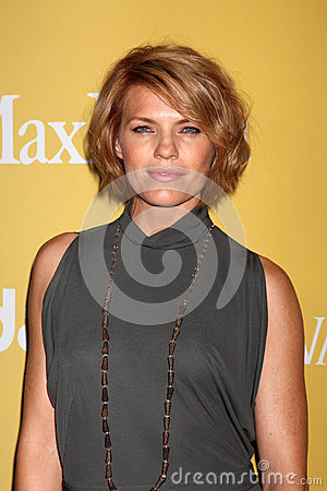 Kathleen Rose Perkins arrives at the City of Hope s Music And Entertainment Industry Group Honors Bob Pittman Event Editorial Photo