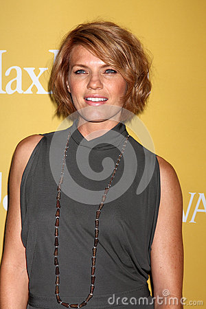Kathleen Rose Perkins arrives at the City of Hope s Music And Entertainment Industry Group Honors Bob Pittman Event Editorial Stock Photo