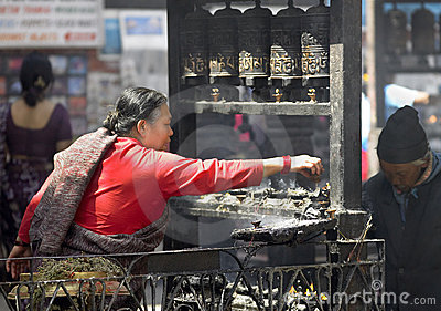Kathmandu - Nepal Editorial Image