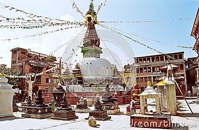 Kathmandu, Nepal Editorial Image