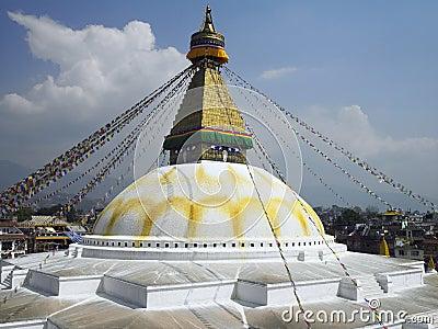 Kathmandu - Nepal - Boudhanath Stupa
