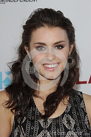 Kathryn McCormick at the Los Angeles Film Festival Closing Night Gala Premiere  Editorial Stock Photo