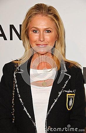 Kathy Hilton Fotografia Editorial