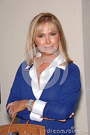 Kathy Hilton Editorial Stock Image