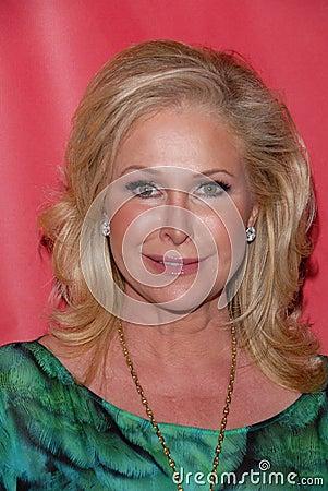 Kathy Hilton Editorial Stock Photo