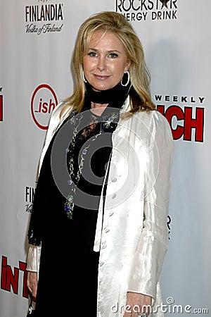 Kathy Hilton Editorial Image