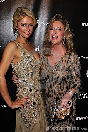 Kathy Hilton, Paris Hilton Editorial Photography