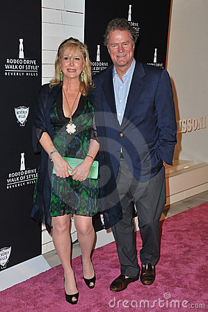 Kathy Hilton, Rick Hilton Editorial Image