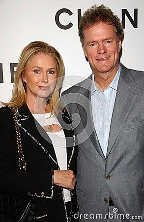 Kathy Hilton, Rick Hilton Editorial Stock Image