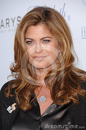 Kathy Ireland Editorial Photography