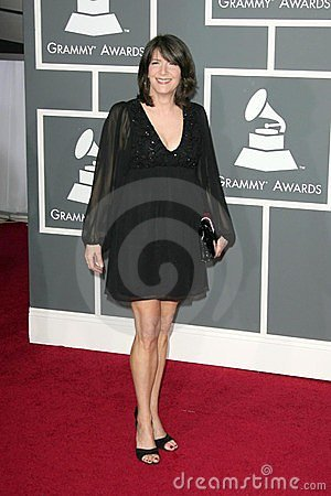 Kathy Mattea at the 51st Annual GRAMMY Awards. Staples Center, Los Angeles, CA. 02-08-09 Editorial Stock Image