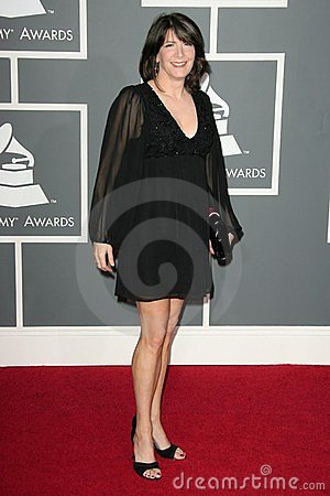 Kathy Mattea at the 51st Annual GRAMMY Awards. Staples Center, Los Angeles, CA. 02-08-09 Editorial Stock Photo