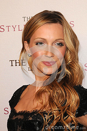 Katie Cassidy Editorial Image
