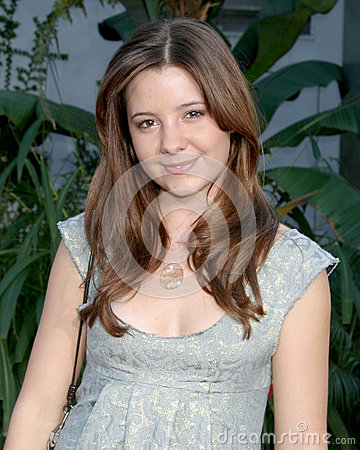 Katija Pevec Yours, Mine, and Ours Premiere ArcLight Theaters Los Angeles, CA November 20, 2005 Editorial Photo