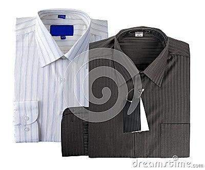 Katoenen overhemden