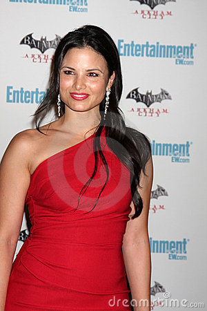 Katrina Law Editorial Stock Image