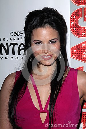 Katrina Law at the  Editorial Stock Photo