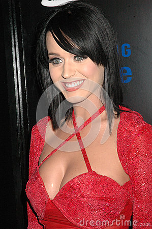 Katy Perry Editorial Stock Image