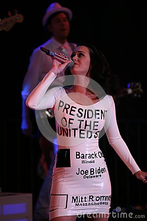 Katy Perry Editorial Photo