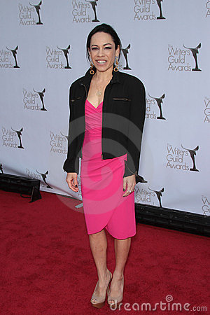 Kaui Hart Hemmings at the 2012 Writers Guild Awards, Hollywood Palladium, Hollywood, CA 02-19-12 Editorial Image