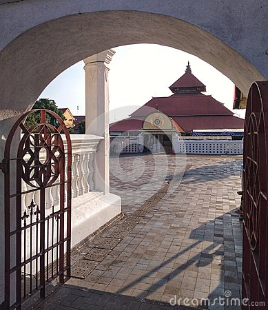 Free Kauman Great Yogyakarta Mosque Royalty Free Stock Photography - 119408347
