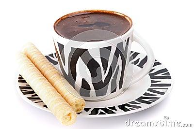 Kawowy turkish