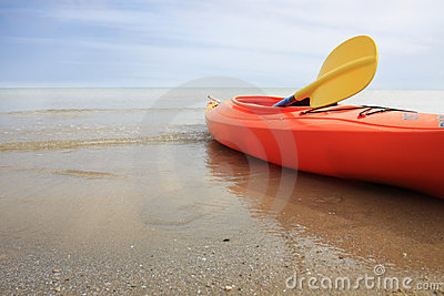 Kayak Royalty Free Stock Image - Image: 8473936