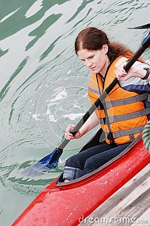 Free Kayaking Stock Photos - 5542243