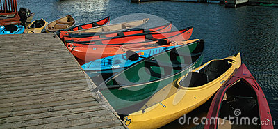 Boats for Rent Ottawa Ontario Canada. Editorial Stock Photo