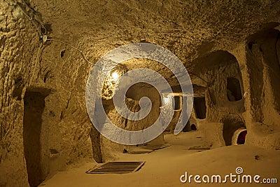 Kaymakli Underground City