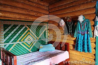 Kazakh s room