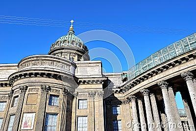Kazan Cathedral. St.Petersburg