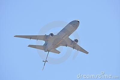KC-10 extender Editorial Stock Photo