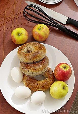 Küchenahrungsmittelbestandteile