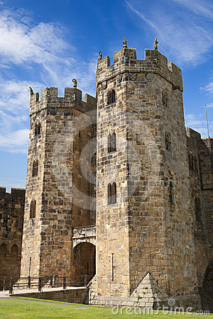 The Keep at Alnwick castle