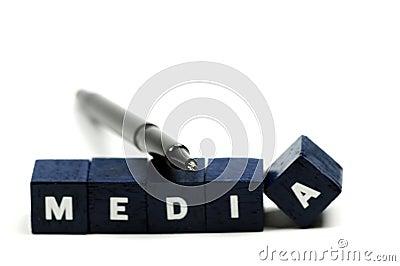 Keep an eye on the media