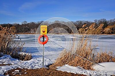 Keep off ice