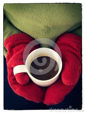 Free Keeping Warm Royalty Free Stock Image - 27913726